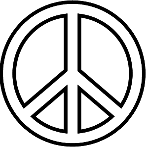 Logo: PEACE