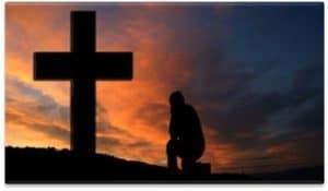 Cross on Hillside
