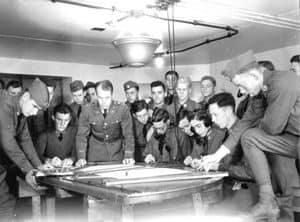 Movie Image: Military planning