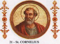Image of Pope St Cornelius