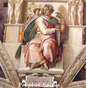 Prophet Isaiah