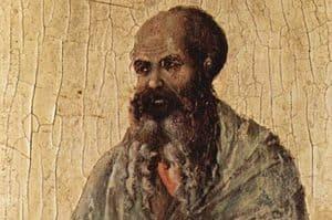 Image of Prophet Malachi