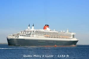 Queen Mary II Liner