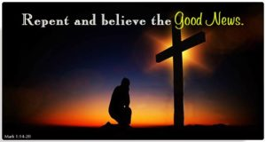 Repent & Believe
