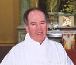 Rev Fr John Daley