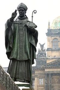 Statue of St Adalbert of Prague