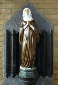 Image of St Adelaide of Schaerbeek