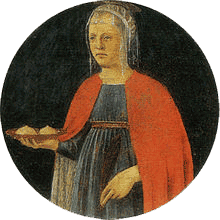 Image of St Agatha