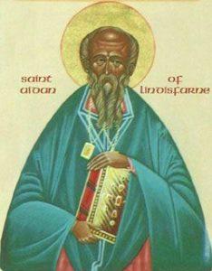 Image of St Aidan of Lindisfarne