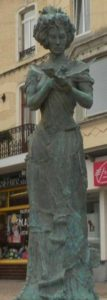 Statue of St Aldegonde