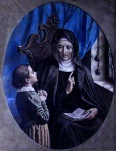 Image of St Angela Merici