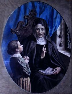 Image of St Angela Merici