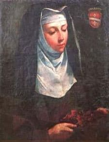 Image of St Angeline of Marsciano