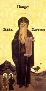 Image of St Anthony of Egypt