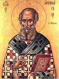 Image of St Athanasius