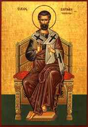 Image of St Barnabas