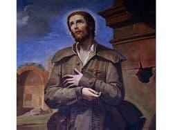 Image of St Benedict Joseph Labre