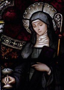 Image of St Bridget of Ireland