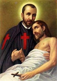 Image of St Camillus de Lellis