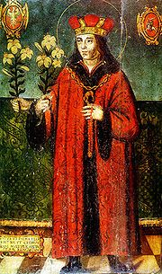 Image of St Casimir