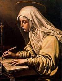 Image of St Catherine de Ricci