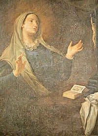 Image of St Catherine of Genoa