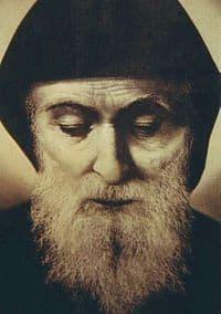 Image of St Charbel Makhluf