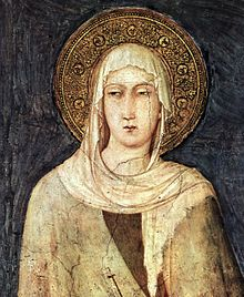 Image of St Clare of Assisi