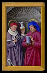 Image of St Cosmos & St Damian
