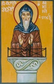 Image of St Daniel