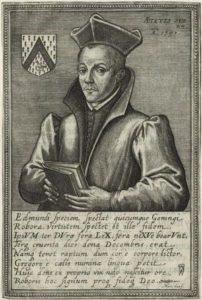 Sketch of St Edmund Gennings