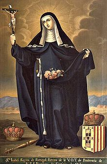 Image of St Elizabeth of Portugal