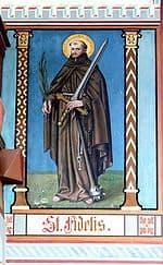Image of St Fidelis