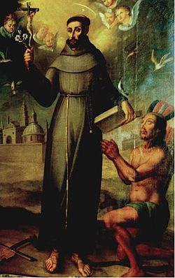 Image of St Francis Solanus