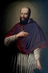 Image of St Francis de Sales