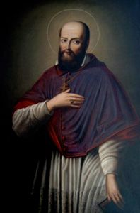 Image of St Francis de Sales