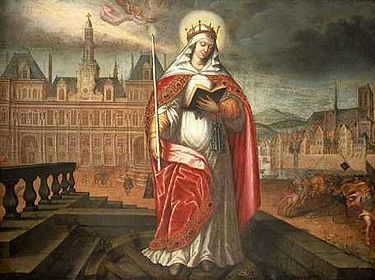 Image of St Genevieve