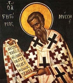 Image of St Gregory of Nyssa