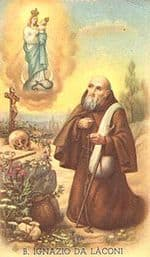 Picture of St Ignatius of Laconi