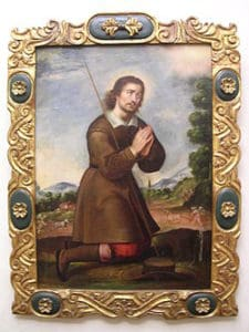 Image of St Isidore the Farmer
