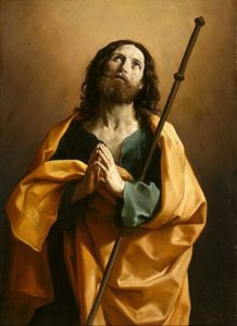 Image os St James the Apostle (The Great)