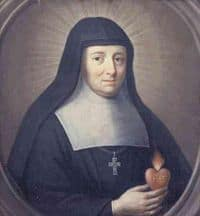Image of St Jane Frances de Chantal