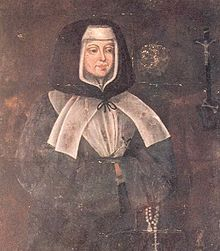 Image of St Jeanne Delanoue
