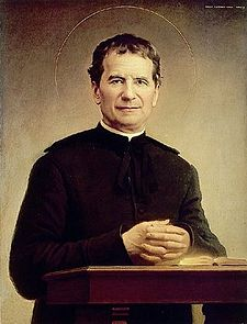 Photo of St John Bosco