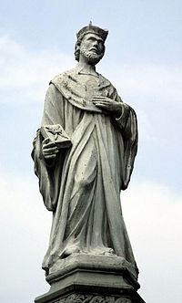 Statue of St John Cantius