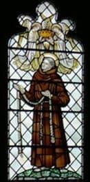 Stain Glass Window Image of St John Jones