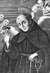 Image of St John Joseph of the Cross