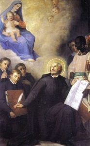 Image of St John Leonardi