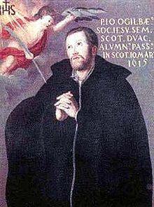 Image of St John Ogilvie