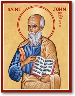 Picture of St John the Apostle